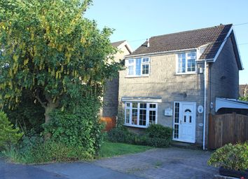 Thumbnail 3 bed detached house for sale in Longcroft Road, Dronfield Woodhouse, Dronfield