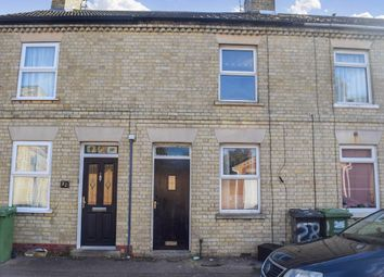 Thumbnail 2 bedroom terraced house for sale in Henry Street, Peterborough