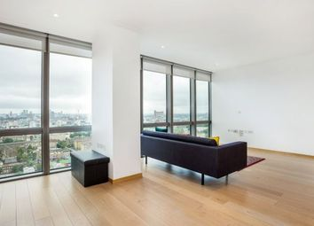 Thumbnail 2 bed flat to rent in 26 Hertsmere Road, London