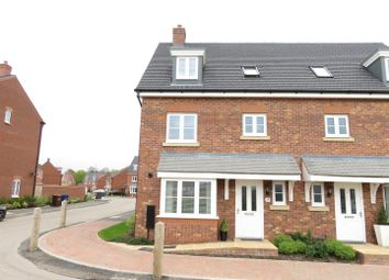 Thumbnail 4 bed property for sale in Bayswater Square, Stafford