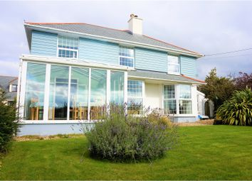 Thumbnail 5 bedroom detached house for sale in Saunton Road, Braunton