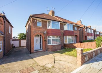 Thumbnail 3 bed semi-detached house for sale in Broomgrove Gardens, Edgware