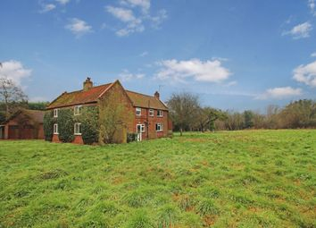 Thumbnail 4 bedroom detached house for sale in Common Road, Aldeby, Beccles