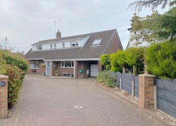 Thumbnail 4 bed detached bungalow for sale in Little Acre, Thornton-Cleveleys