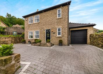 Thumbnail 3 bed detached house for sale in Pyegrove, Glossop