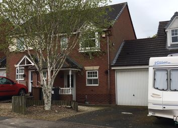 Thumbnail 3 bedroom terraced house to rent in Alderley Crescent, Walsall