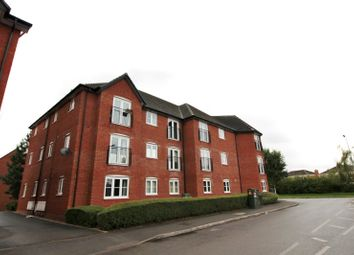 Thumbnail 2 bed flat for sale in Foss Road, Hilton, Derby, Derbyshire