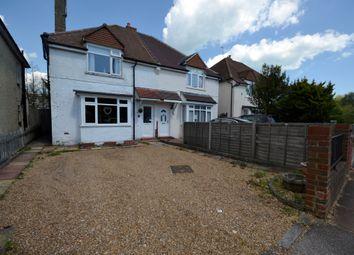 Thumbnail 3 bedroom semi-detached house for sale in Lottbridge Drive, Eastbourne