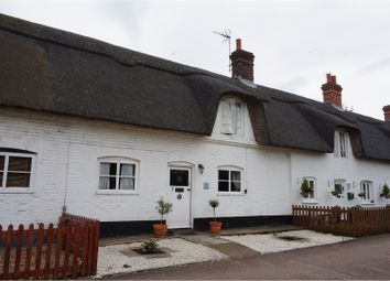 Thumbnail 2 bedroom terraced house for sale in The Row, Weeting