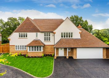 Thumbnail 6 bed detached house for sale in Wraylands Drive, Reigate, Surrey