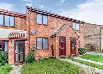 2 bed terraced house for sale in Willowmead, Leybourne, West Malling ME19