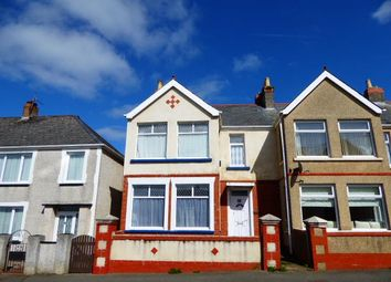 Thumbnail 3 bed end terrace house to rent in Albion Street, Milford Haven