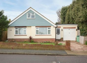 Thumbnail 4 bed detached bungalow for sale in Kings Avenue, Broadstairs