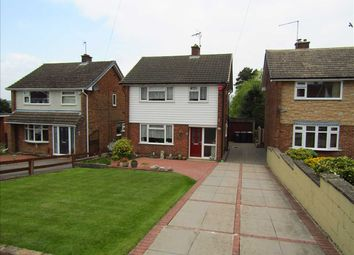 Thumbnail 3 bed detached house for sale in Norman Drive, Eastwood, Nottingham