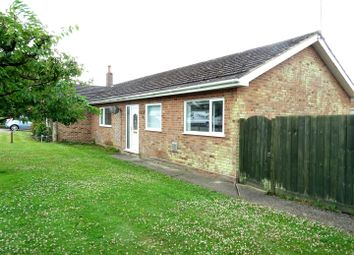 Thumbnail 3 bed semi-detached bungalow for sale in Crowcroft Road, Nedging Tye, Ipswich