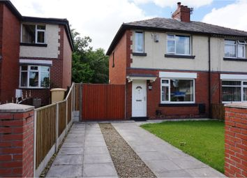 Thumbnail 2 bedroom semi-detached house for sale in Parkfield Avenue, Bolton