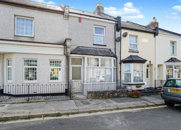 Thumbnail 2 bed terraced house for sale in Fleet Street, Keyham, Plymouth