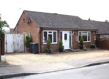 Thumbnail 2 bed bungalow for sale in New Farm Drive, Abridge, Romford, Essex