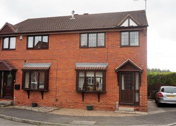 Thumbnail 3 bed semi-detached house for sale in Bridge Close, Whitwell