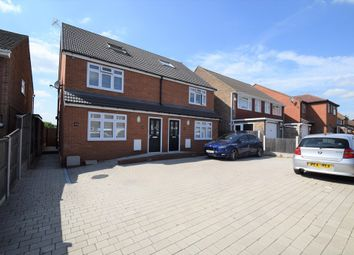 Thumbnail 2 bed flat to rent in Mount Pleasant Road, Collier Row, Romford
