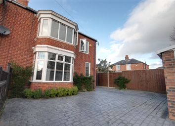 Thumbnail 3 bed semi-detached house to rent in Melrose Avenue, Middlesbrough