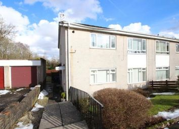 Thumbnail 2 bed flat for sale in Glazert Place, Milton Of Campsie, Glasgow, East Dunbartonshire