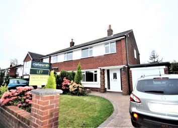 Thumbnail 3 bed semi-detached house to rent in Glamis Drive, Chorley