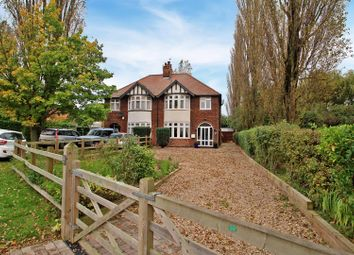 Thumbnail 3 bedroom semi-detached house for sale in Spring Lane, Lambley, Nottingham