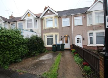 Thumbnail 3 bedroom terraced house for sale in Hazel Road, Coventry