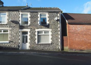 Thumbnail 3 bed end terrace house for sale in Richard Street, Pontypridd, Rhondda Cynon Taff
