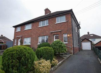Thumbnail 3 bed semi-detached house for sale in 41, Newton Park, Belfast