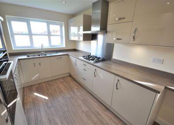 Thumbnail 4 bed detached house for sale in Alderley Edge, Plot 110, Hoyles Lane, Cottam, Preston