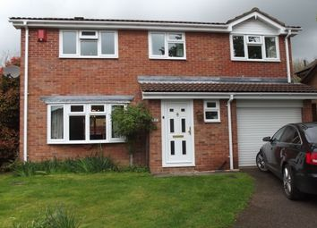Thumbnail 4 bedroom detached house to rent in Great Cornard, Sudbury