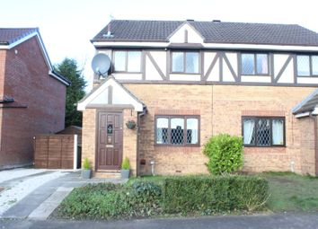 3 bed semi-detached house for sale in Sheldwich Close, Leigh, Greater Manchester WN7