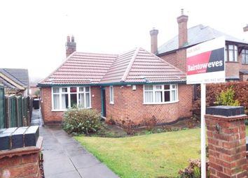 Thumbnail 2 bed bungalow for sale in Hillside Road, Beeston, Nottingham