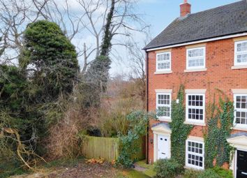 Thumbnail 3 bed end terrace house for sale in Holland Walk, Nantwich