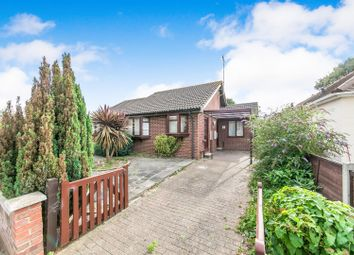 Thumbnail 2 bed semi-detached bungalow for sale in North Crescent, Southend-On-Sea