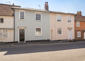 Thumbnail 3 bed terraced house for sale in Sheep Street, Petersfield