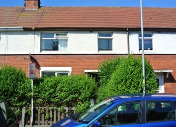 Thumbnail 3 bed terraced house to rent in Westfield Avenue, Fleetwood
