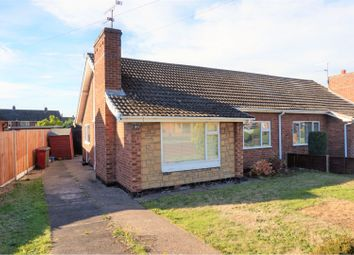 Thumbnail 2 bed semi-detached bungalow for sale in Dewsbury Avenue, Scunthorpe