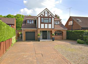 Thumbnail 4 bed detached house for sale in Mayflower Road, Park Street, St.Albans