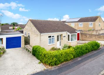 Thumbnail 3 bed detached bungalow for sale in Edgehill, Swindon, Wiltshire