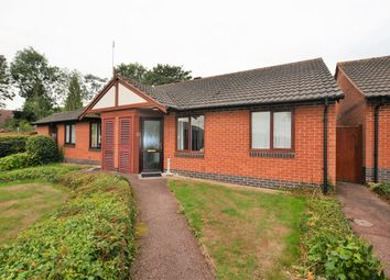 Thumbnail 2 bed semi-detached bungalow for sale in Hardwick Court, Leicester