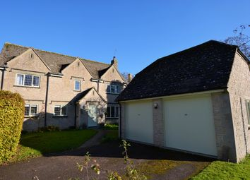 Thumbnail 4 bed detached house for sale in Moorgate, Lechlade, Gloucestershite
