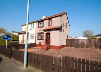 Thumbnail 2 bedroom semi-detached house for sale in Scotia Street, Motherwell