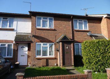 Thumbnail 2 bed terraced house to rent in Drayton Road, Borehamwood, Hertfordshire