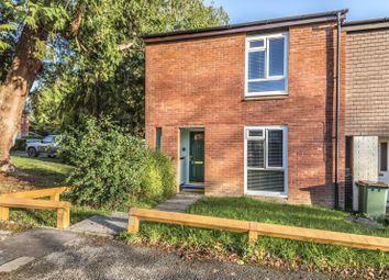 Thumbnail 2 bed end terrace house for sale in Cleve Way, Billingshurst