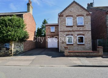 Thumbnail 4 bed detached house for sale in Gilpin Street, Peterborough