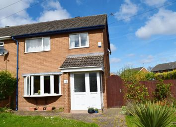 Thumbnail 3 bed semi-detached house for sale in Mayfield Road, Blacon, Chester