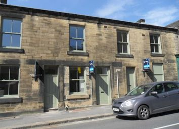 Thumbnail 2 bed terraced house to rent in Market Street, Glossop, Derbyshire